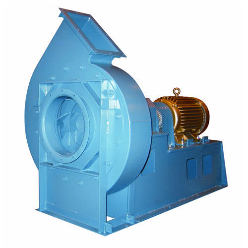 Centrifugal Fans And Blowers : Industrial centrifugal fans and pressure blowers high