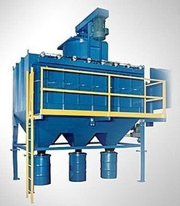 DUST COLLECTOR & AIR HANDLING SYSTEM
